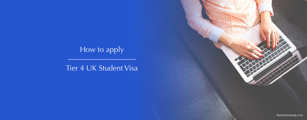 How to apply Tier 4 UK  Student Visa without any Agents?